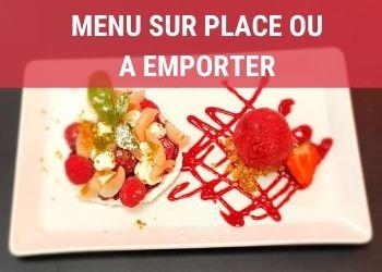 restaurant la grande poste sur place ou à emporter Bordeaux