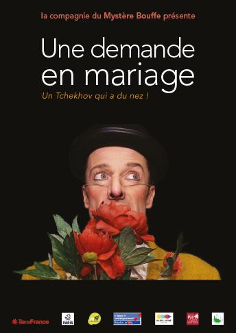 Une demande en mariage théâtre comédie bordeaux la grande poste